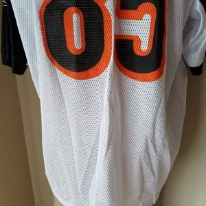 Reebok Shirts - Cincinnati Bengals C. Johnson Jersey Authentic 85